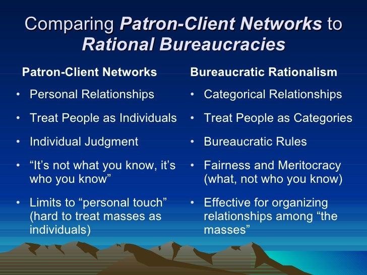 patron client relationship corruption of a minor