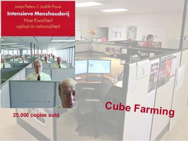 Cube Farming25.000 copies sold
