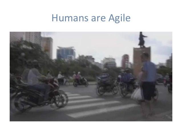 HumansareAgile