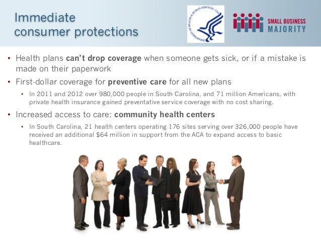 What the New Healthcare Law Means for Your South Carolina ...