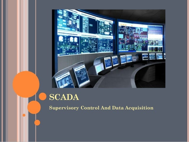 Download powerpoint presentation on automation, plc and scada.