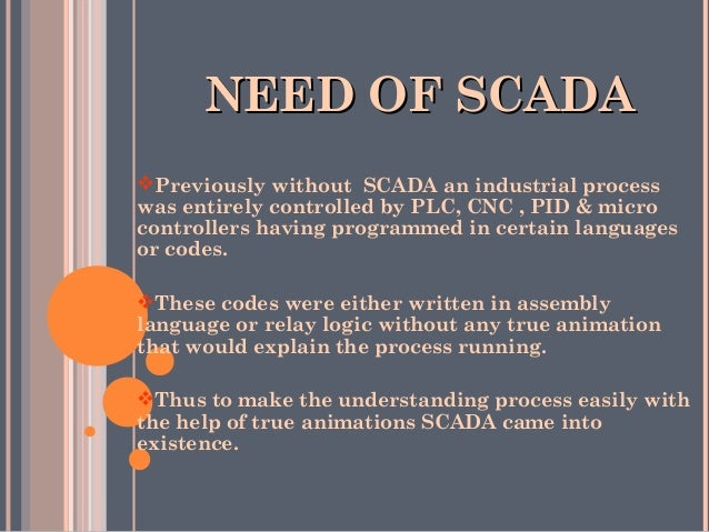 Plc and scada theory ppt.