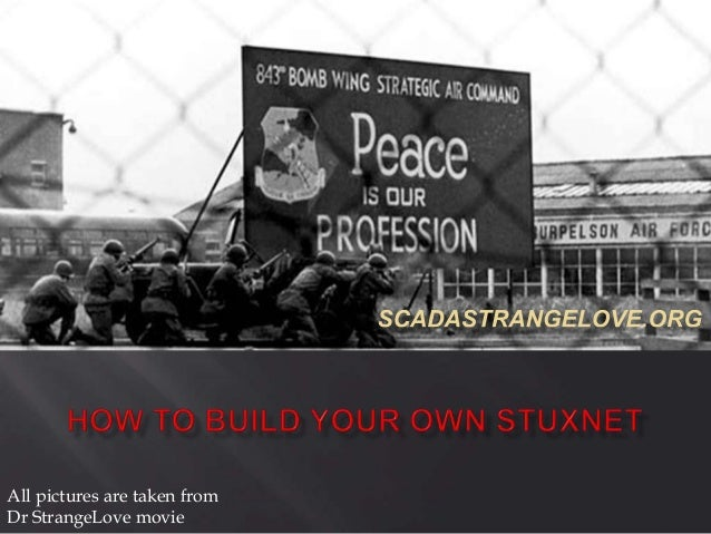 All pictures are taken fromDr StrangeLove movie