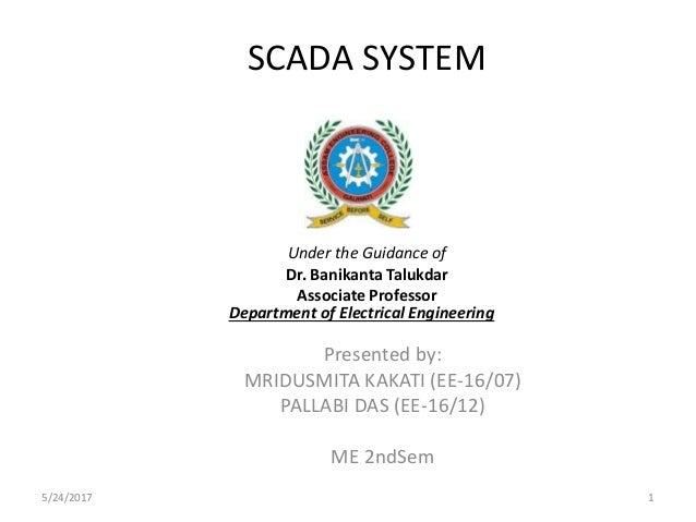 Learn scada system