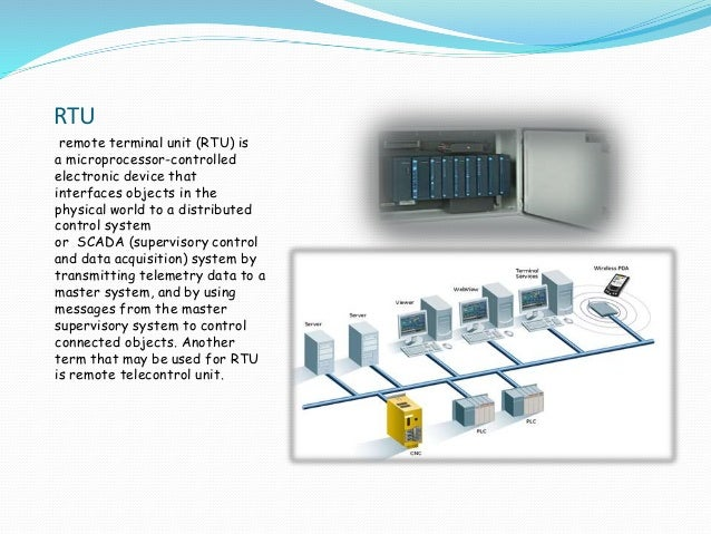 Telemetry and Remote SCADA Systems