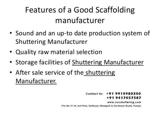 Scaffolding manufacturers in ludhiana Slide 3