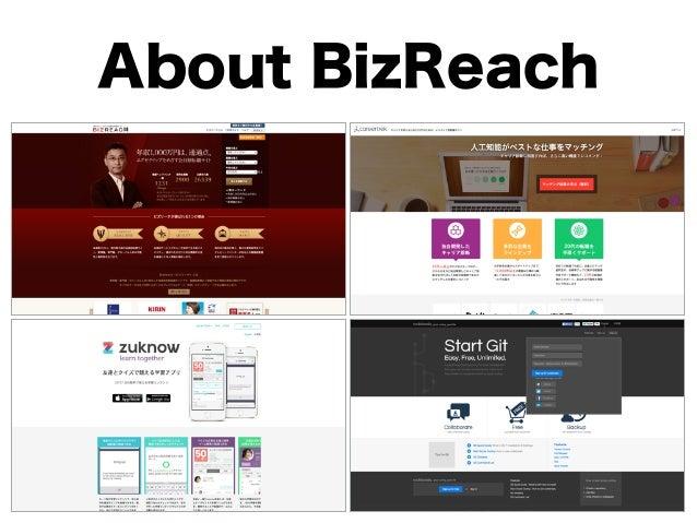 About BizReach