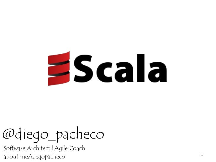 @diego_pachecoSoftware Architect | Agile Coachabout.me/diegopacheco              1