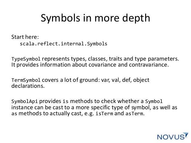Practical Type Mining In Scala