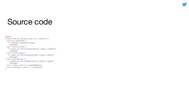 Source code Bytecode