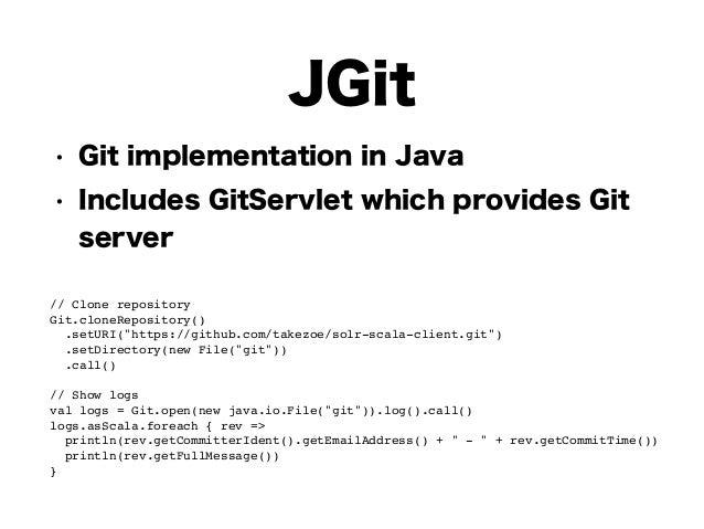GitBucket: The perfect Github clone by Scala