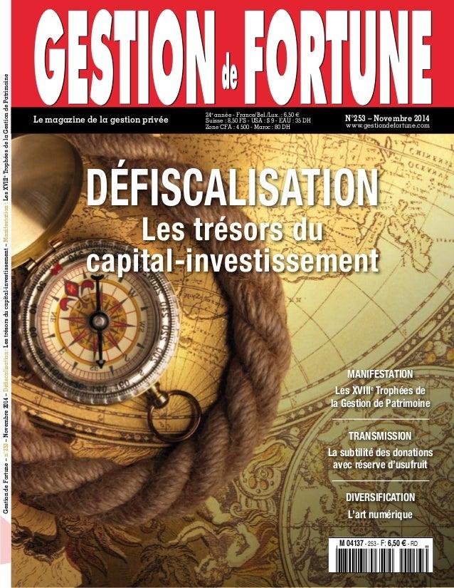 24e année - France/Bel./Lux. : 6,50 e  Suisse : 8,50 FS - USA : $ 9 - EAU : 35 DH  Zone CFA : 4 500 - Maroc : 80 DH  Le ma...
