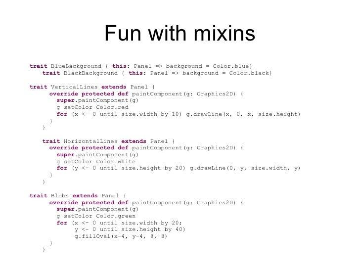 Dramatically simpler API