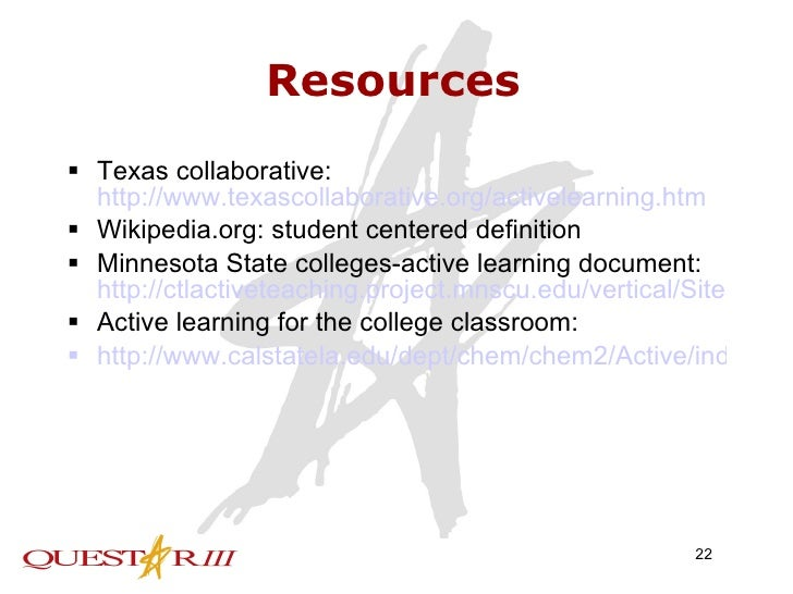 student centered instruction definition