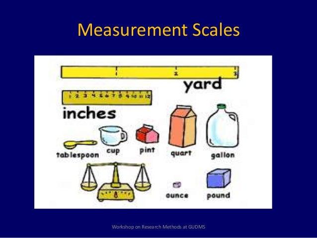 Scale development Slide 3
