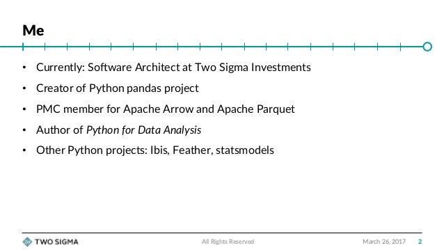 Memory Interoperability in Analytics and Machine Learning Slide 2