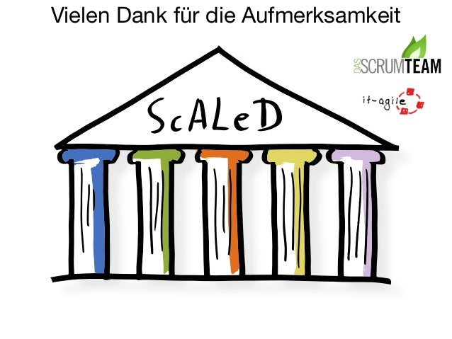Beyond SAFe:Wirklich Agile und Lean sein mit den ScALeD Prinzipien