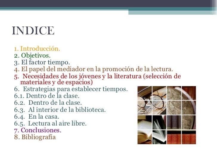 Sácale el tiempo a la lectura Slide 3