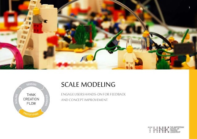 SCALE MODELING ENGAGEUSERSHANDS-ONFORFEEDBACK ANDCONCEPTIMPROVEMENT 1