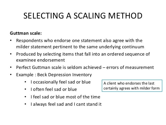 thurstone scale is also known as _________ scale Another look at likert scales known as likert items subjects to visualize and record their responses on a numerical scale doing so also scales.
