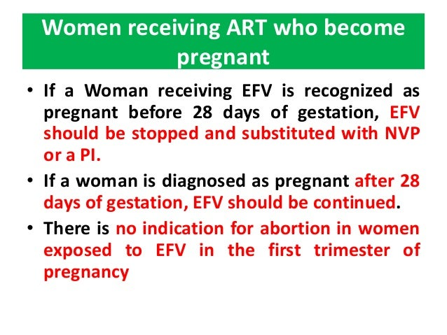 Clinical and laboratory monitoring of pregnant women receiving                              ARV                  prophylax...