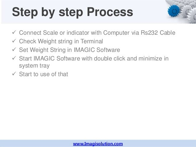 Scale Weight Integration with Oracle SAP ERP