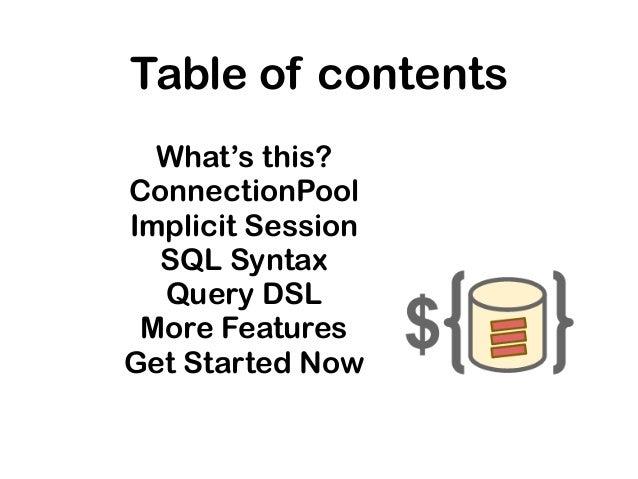 scalikejdbc tutorial for beginners