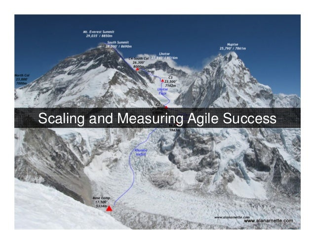 Scaling and Measuring Agile Success© 2012-2013 Eliassen Group. All Rights Reserved -1-