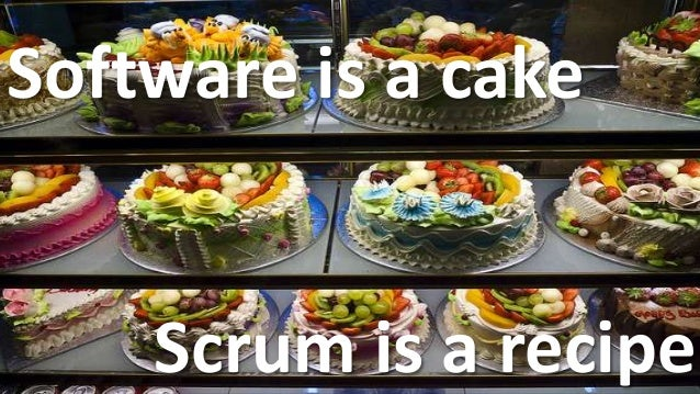Sprint 1 Month to 2 Weeks Shippable Release Burn Down Daily Scrum (stand-up) Team Scrum Master Sprint Review (including de...