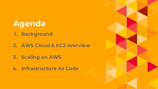 Scaling on AWS Slide 2
