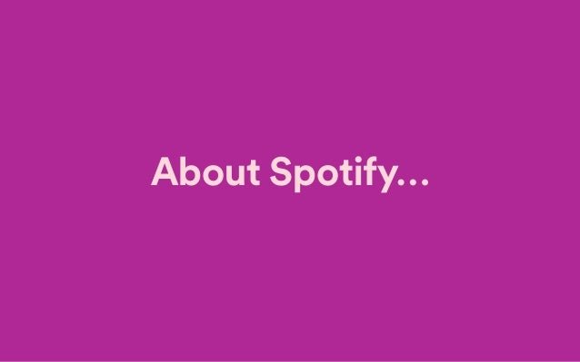 Scaling Operations At Spotify Slide 2