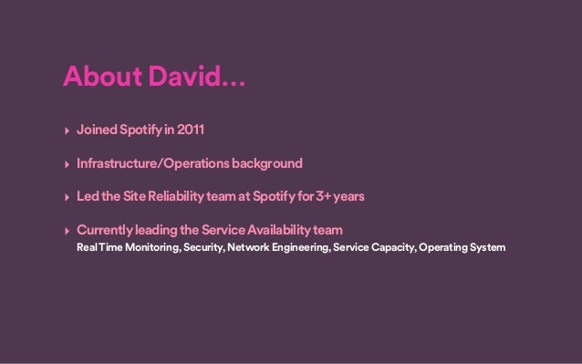 Scaling Operations At Spotify Slide 3