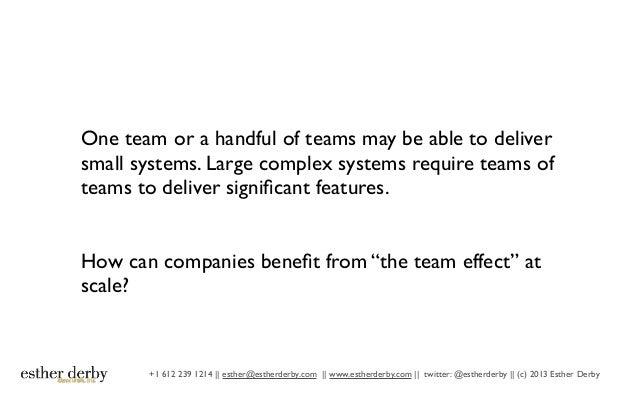 Agile Teams at Scale: Beyond Scrum of Scrums Slide 2