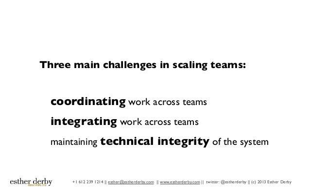 Agile Teams at Scale: Beyond Scrum of Scrums Slide 3
