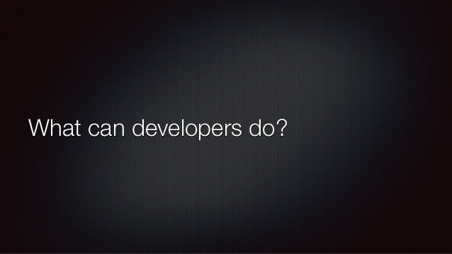 What can DevOps do?