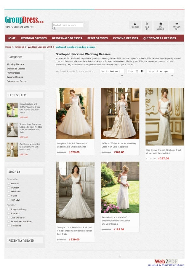 Categories Wedding Dresses Bridesmaid Dresses Prom Dresses Evening Dresses Quinceanera Dresses BEST SELLERS Sleeveless Lac...