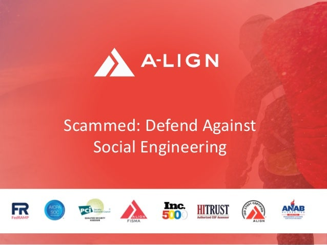 Scammed: Defend Against Social Engineering