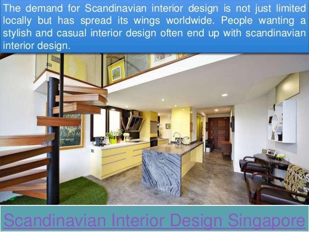 Scandinavian interior design singapore