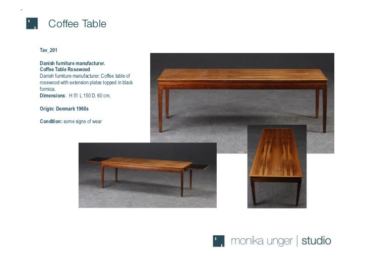 danish furniture companies. 48. Coffee Table\ Danish Furniture Companies V