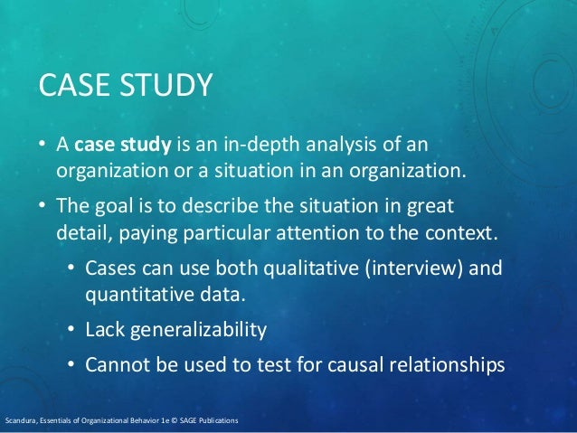 organizational behavior research study design Learn about this field that is focused on the study of human behavior in the workplace what exactly is industrial-organizational psychology  or design programs.