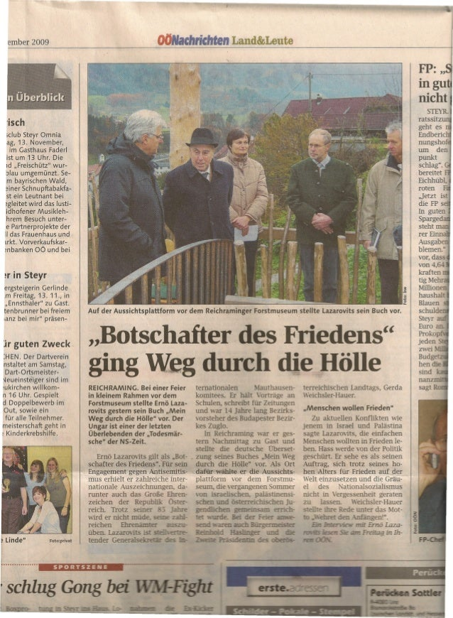 ember 2009                                          OOlacll,iclltfn        Land&Leute                                     ...