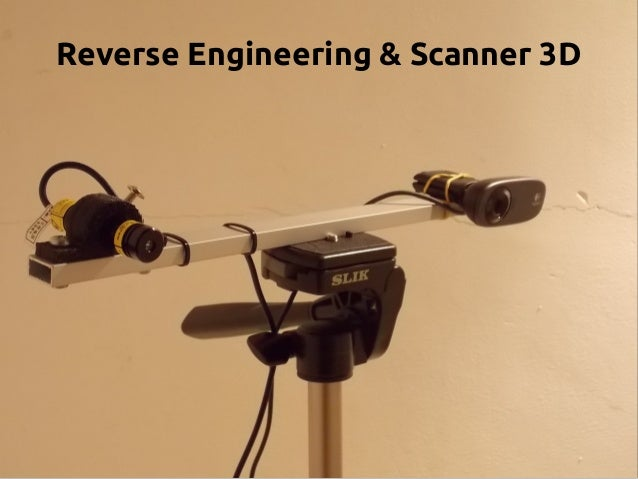 Reverse Engineering & Scanner 3D