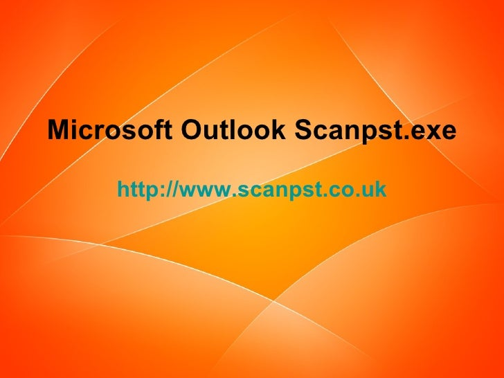 Microsoft Outlook Scanpst.exe   http://www.scanpst.co.uk