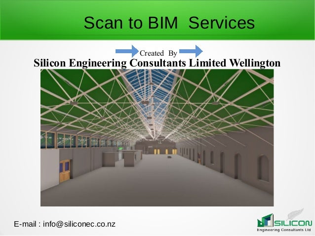 Scan to BIM Services Auckland