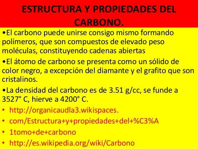 Química Del Carbono