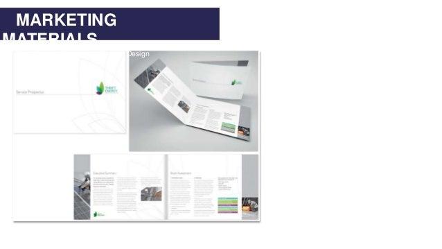 MARKETING MATERIALS Thrift Energy Brochure – Chosen Design