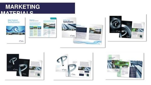 MARKETING MATERIALS Corporate Brochure for Premier Tech Aqua