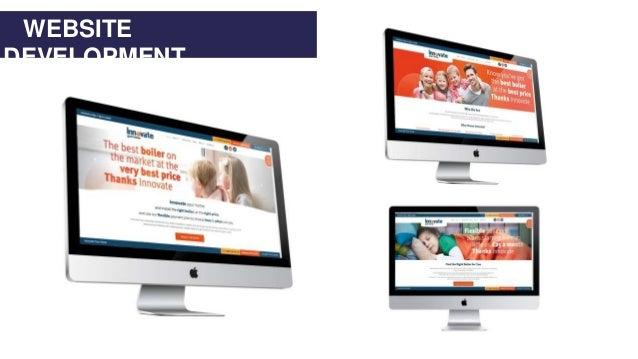 WEBSITE DEVELOPMENT www.innovateyourhome.co.uk
