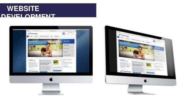 WEBSITE DEVELOPMENT WEBSITE DEVELOPMENT www.premiertechaqua.co.uk