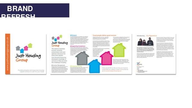 BRAND REFRESH Updated Brochure Design